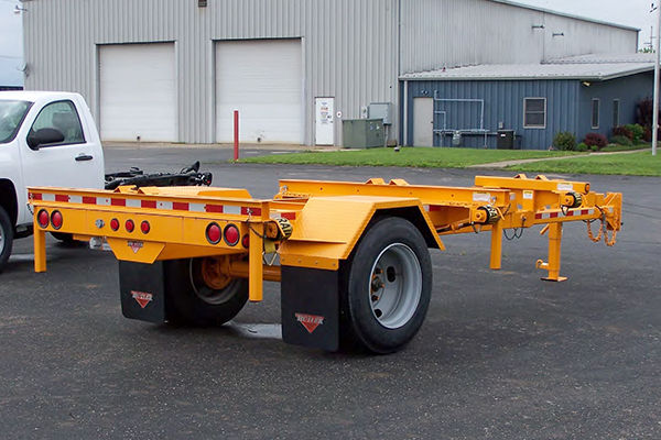 Butler Pole Trailer