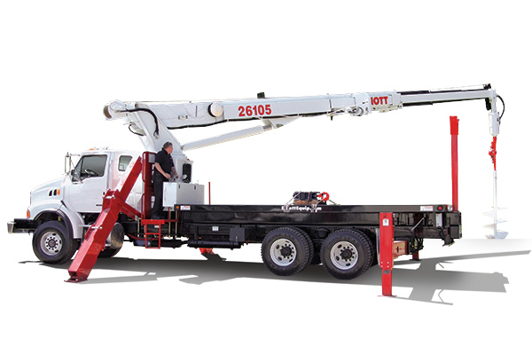 Elliott Boom Truck / Crane