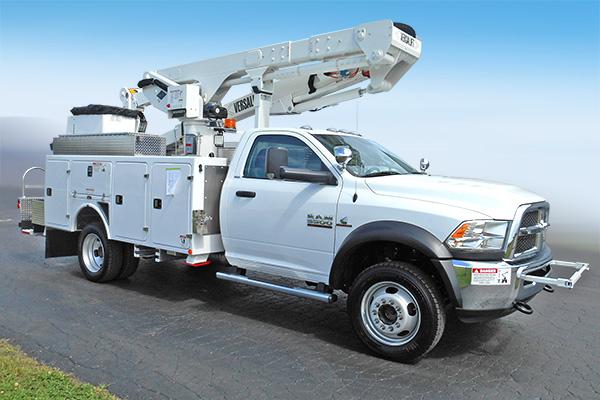 Versalift VST 47 Bucket Truck