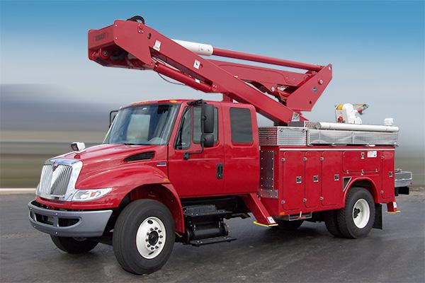 Versalift VST-6000 bucket truck