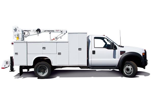 UTE Mechanics truck